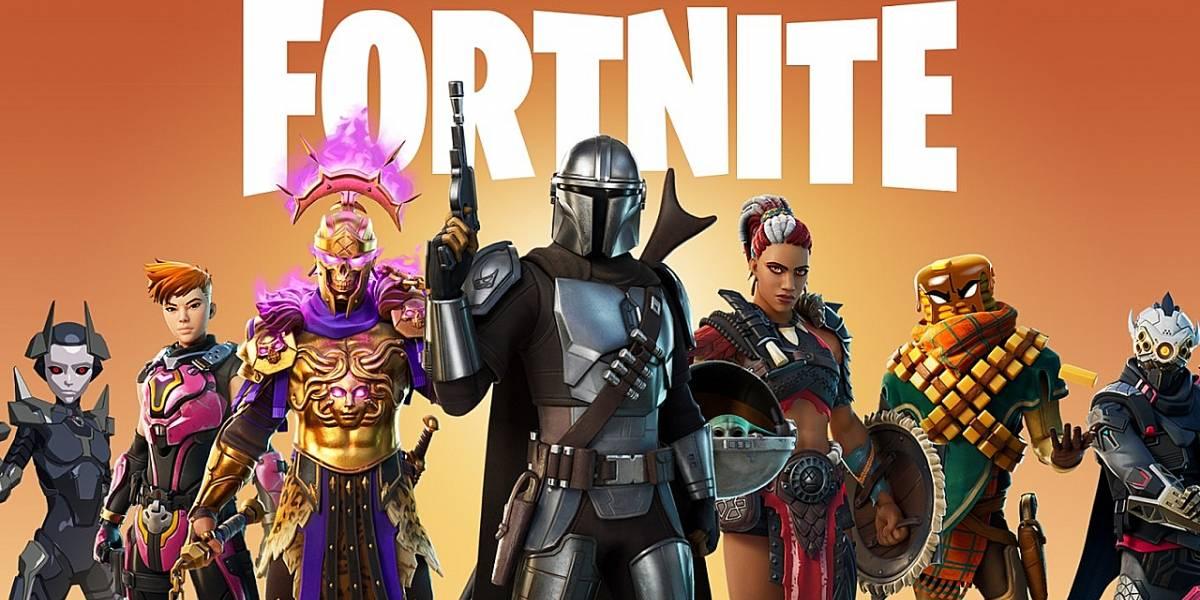 Fortnite: Epic advierte a jugadores sobre el riesgo de vender y comprar cuentas del Battle Royale