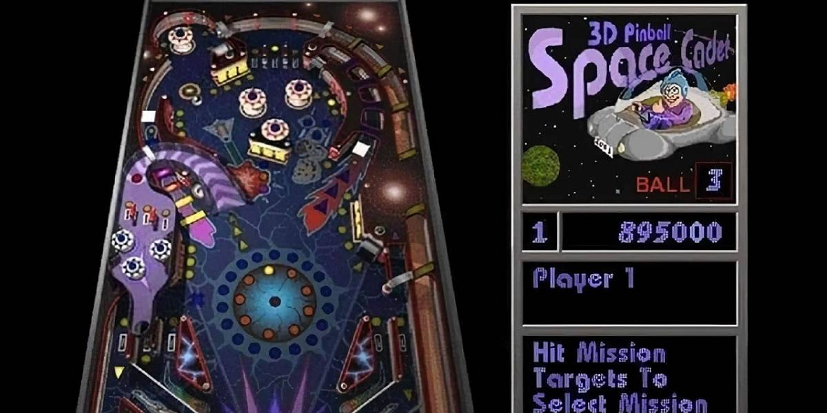 Retro: cómo instalar 3D Pinball Space Cadet en Windows 10