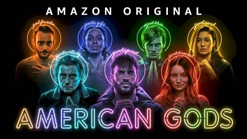 American Gods amazon Prime