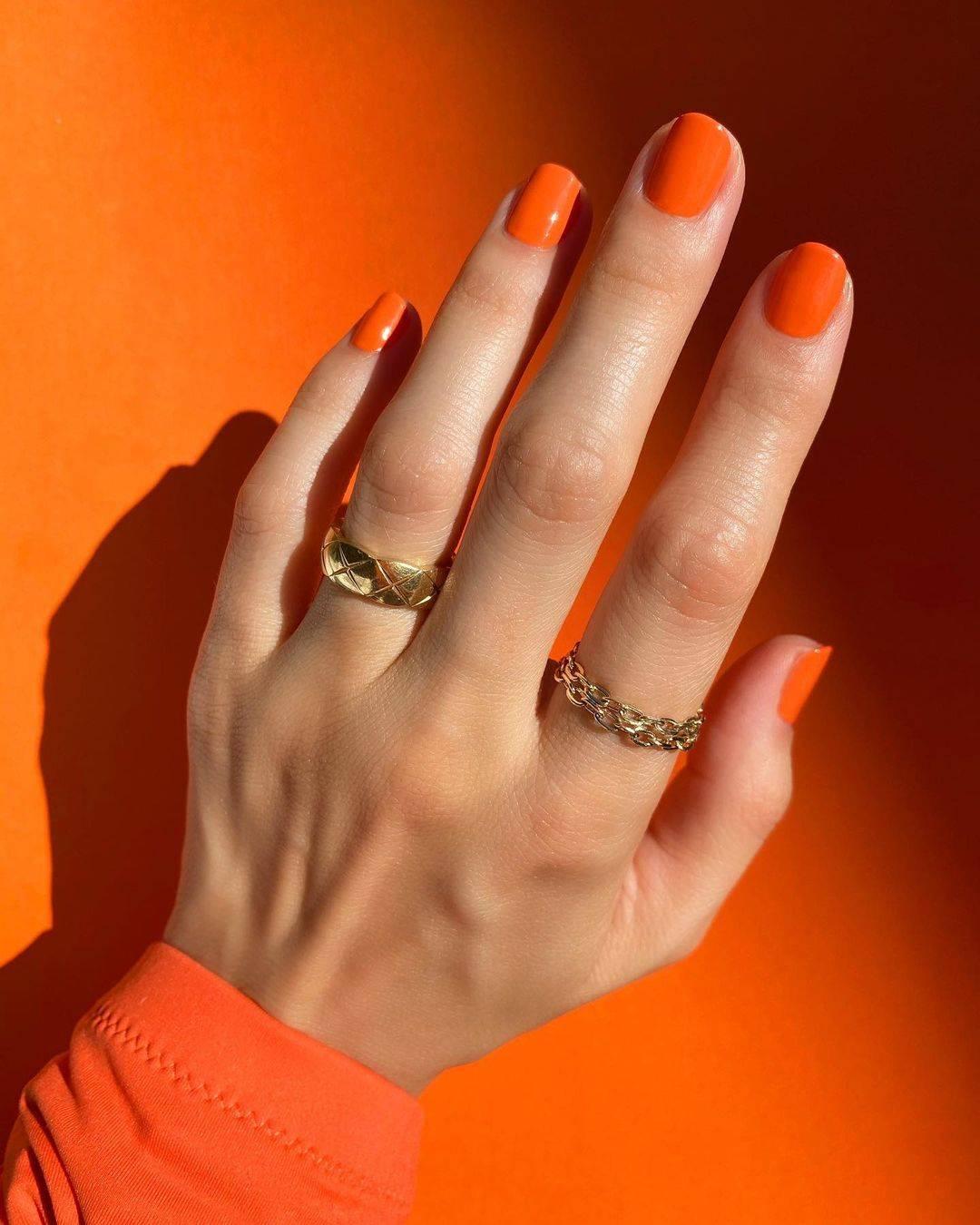 Tendencias diseños de uñas 2021
