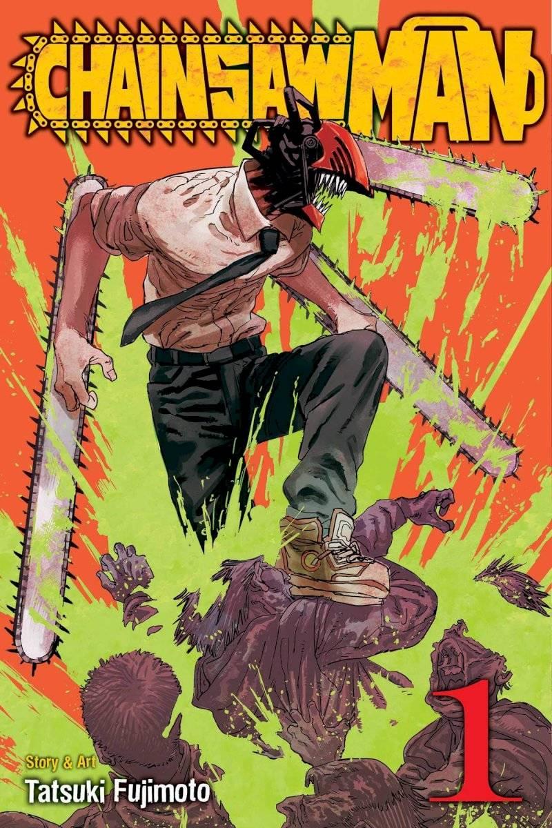 Anime Chainsaw Man Japón