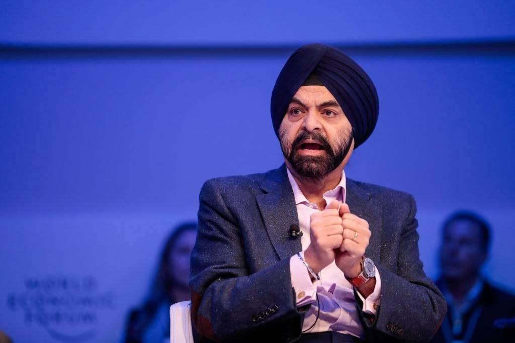 Ajay Banga, CEO de Mastercard.