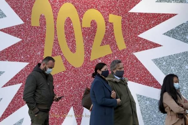 Celebración de Año Nuevo en pandemia: ¿Cómo festejar seguros?