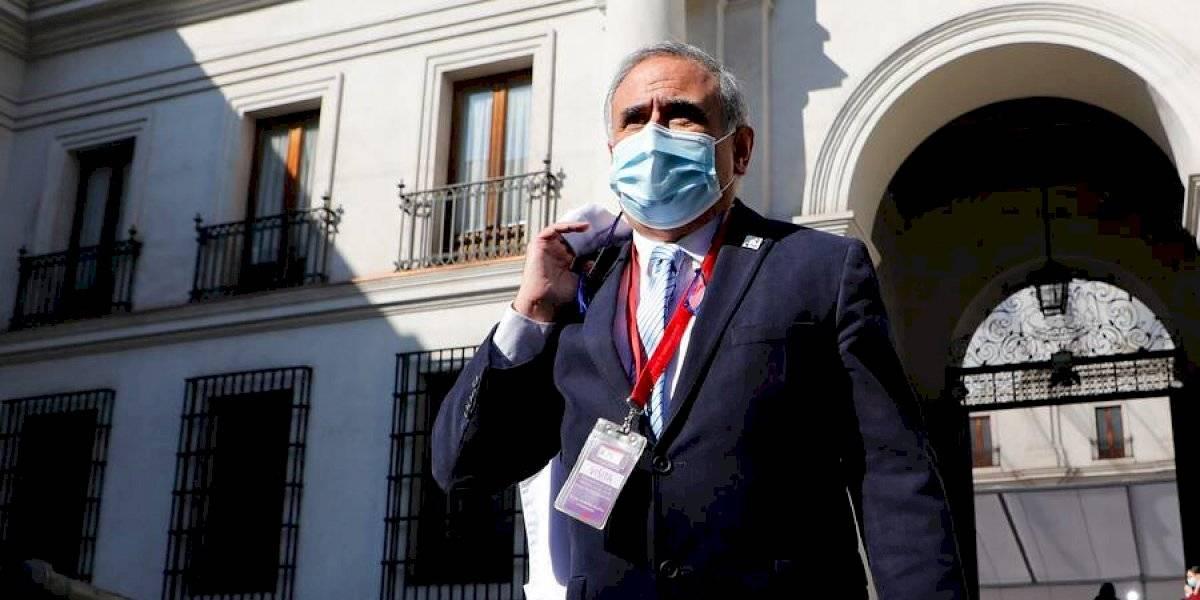 """Dr. Ugarte criticó el viaje de Cecilia Morel: """"Es como ir a meterse a la boca del lobo"""""""