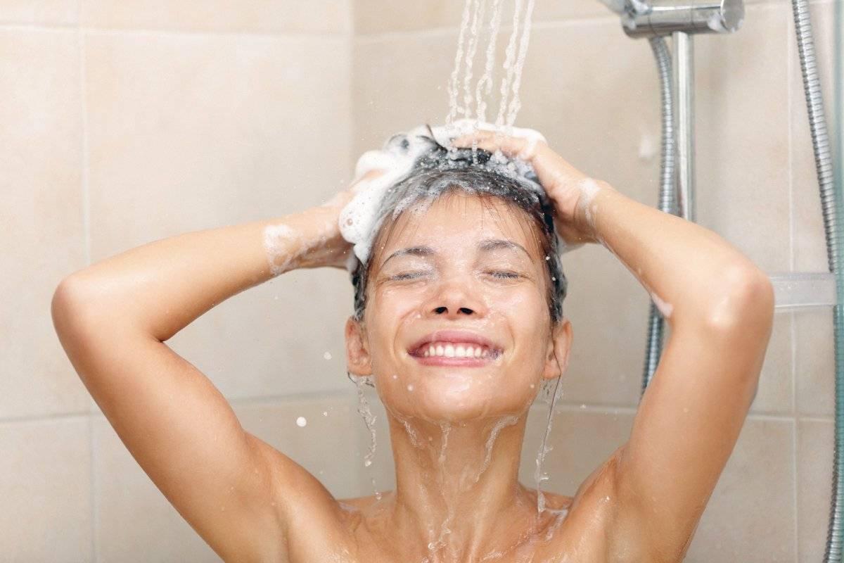 Bañarse es símbolo de renovación