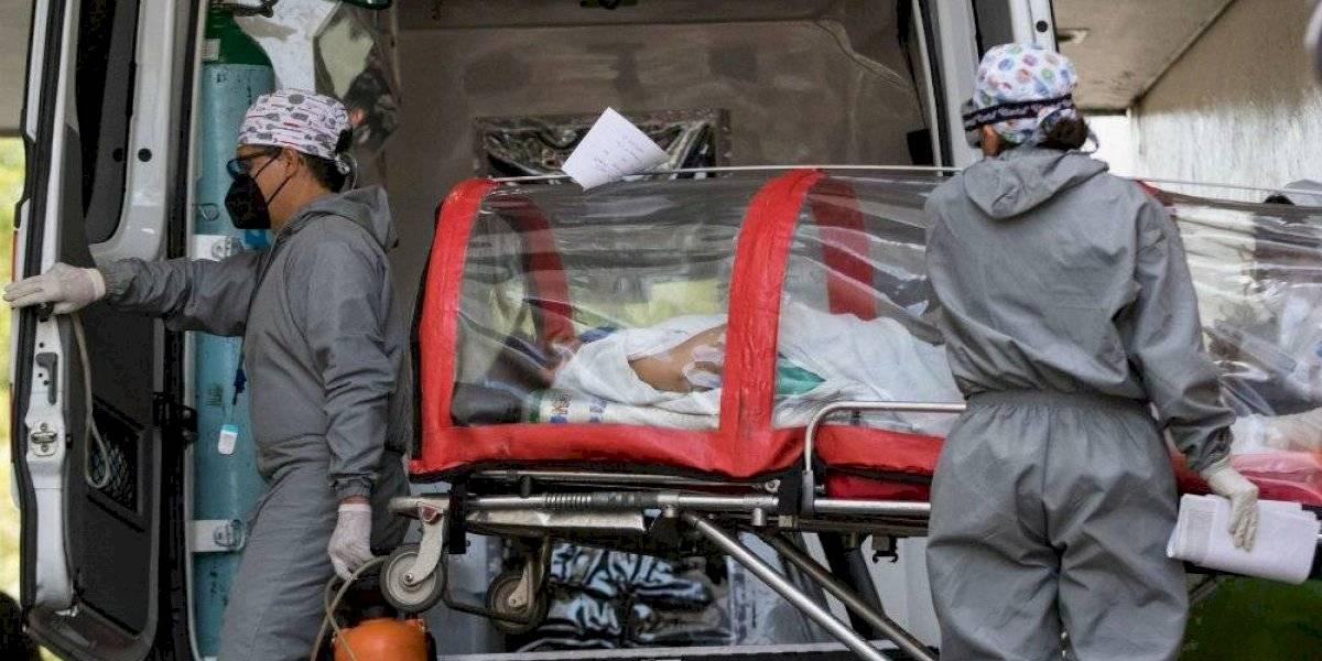 México concluye 2020 con 125,807 muertes por Covid-19 y más de un millón 426 mil casos