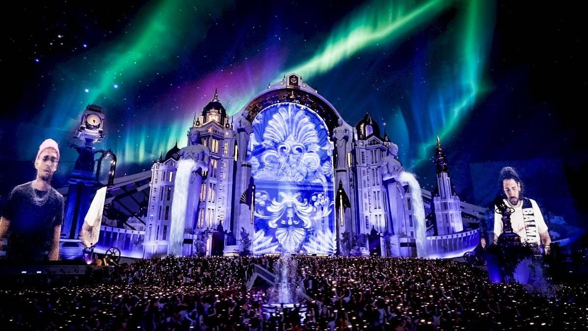 Tomorrowland NYE