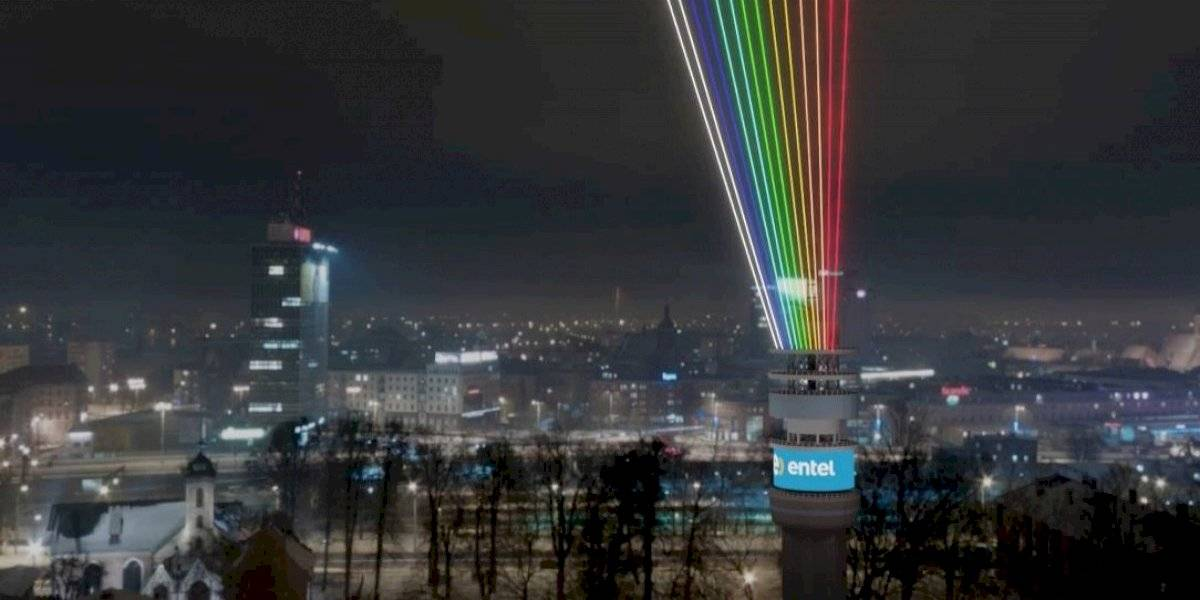 Regresa el tradicional espectáculo de Año Nuevo en la Torre Entel: con un show de luces y sin fuegos artificiales