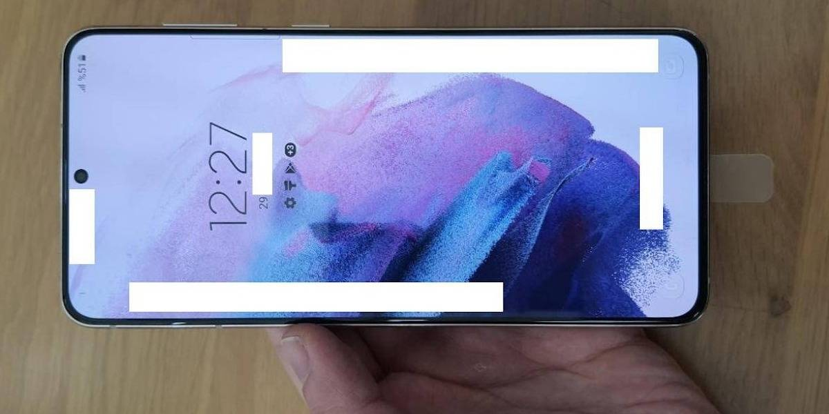Samsung presenta el video teaser del Galaxy S21 Plus mientras se filtran fotos reales