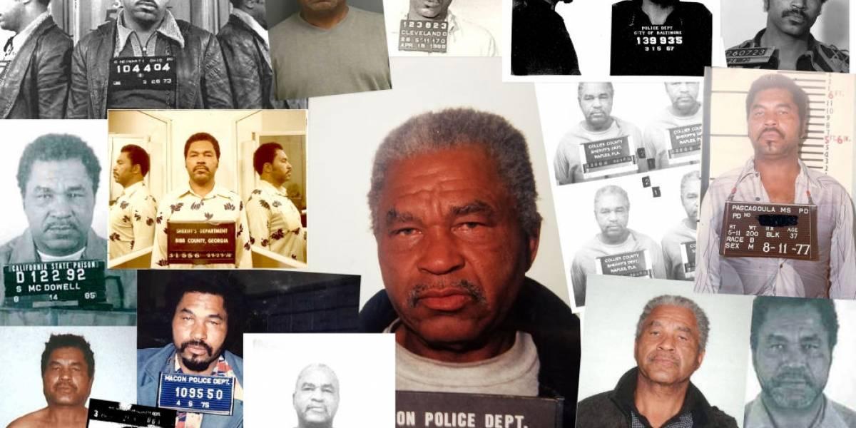 Murió Samuel Little, el mayor asesino en serie de Estados Unidos: confesó haber matado a 93 mujeres