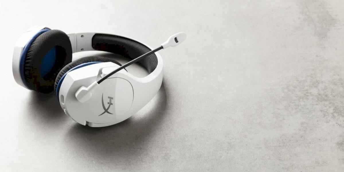 Cloud Stinger Core: así son los nuevos audífonos inalámbricos de HyperX