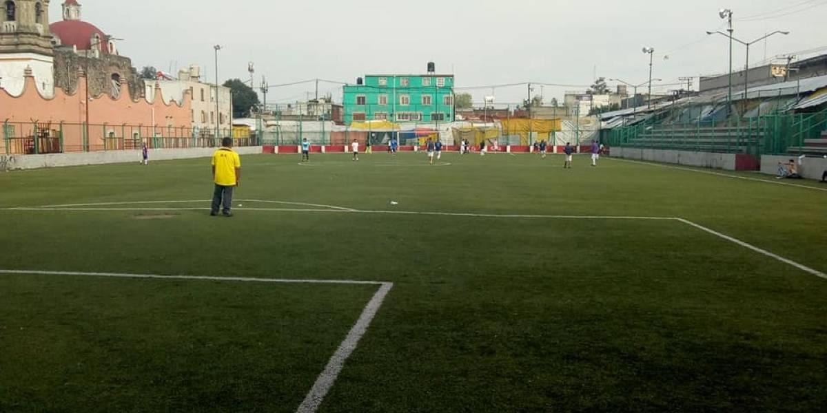 El Maracaná de Tepito y su lucha vs. la estigmatización por medio del fútbol