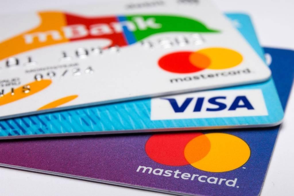 Mastercard y Visa.