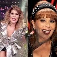 Alejandra Guzmán causa polémica por su rostro ¡La comparan con Silvia Pinal y Lyn May!