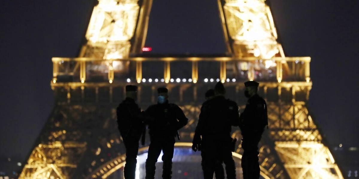Fiesta de 'rave' en Francia termina en altercado con la Policía