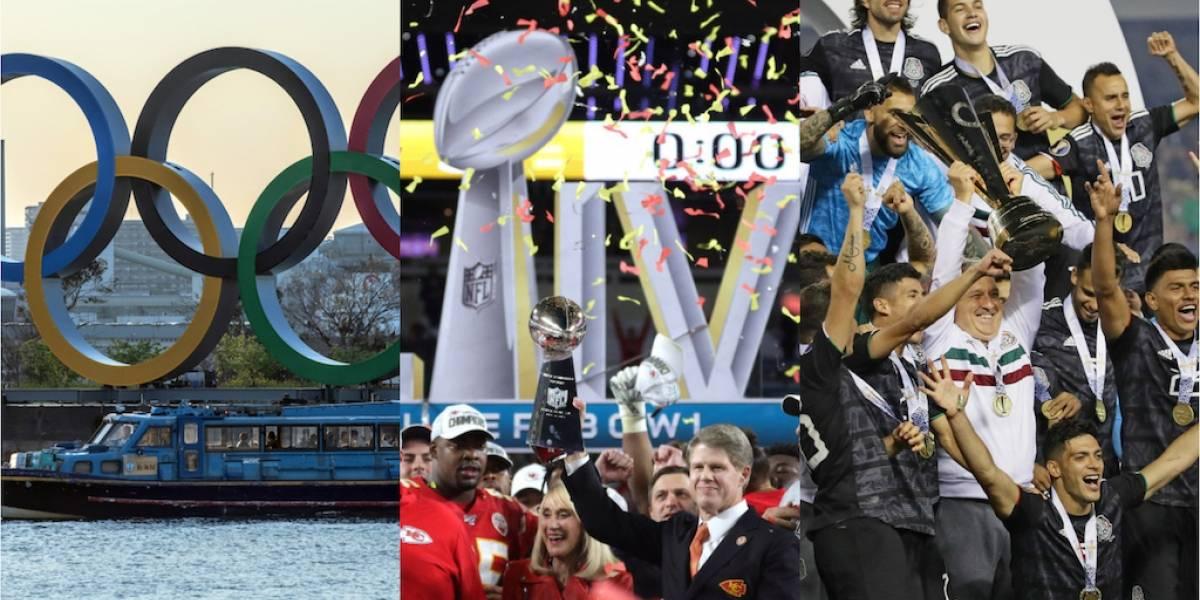 Los eventos deportivos imperdibles en el 2021