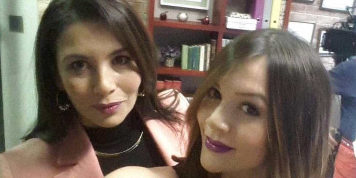Muy generosa: Lina Tejeiro sorprendió a su mamá con millonario regalo navideño
