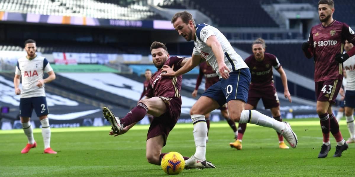 Leeds de Bielsa sufrió una dura derrota a manos del Tottenham de José Mourinho