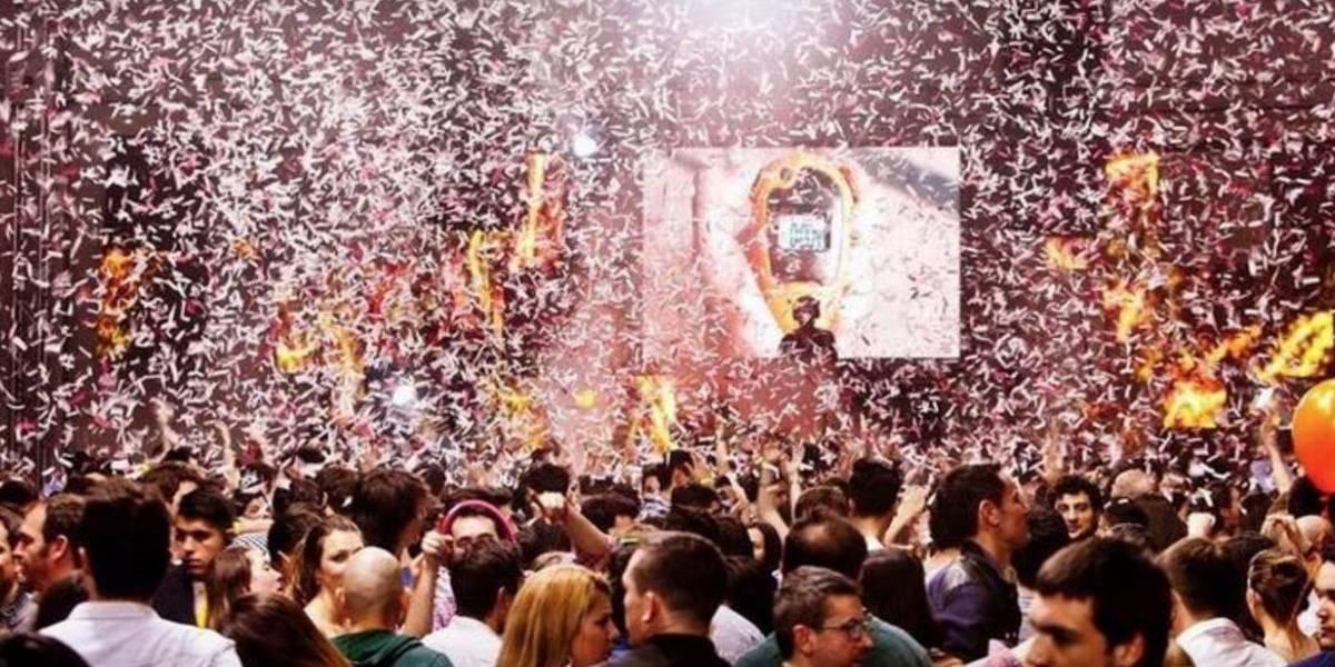 Policía francesa desaloja la fiesta de Año Nuevo más grande del mundo en plena pandemia