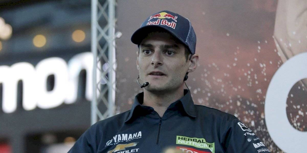 Ignacio Casale terminó 13° en el primer día del Dakar 2021