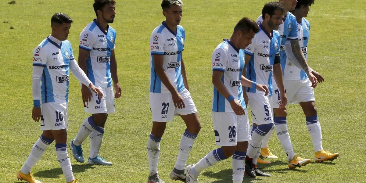 Antofagasta calienta el partido con Colo Colo publicando polémico tuit