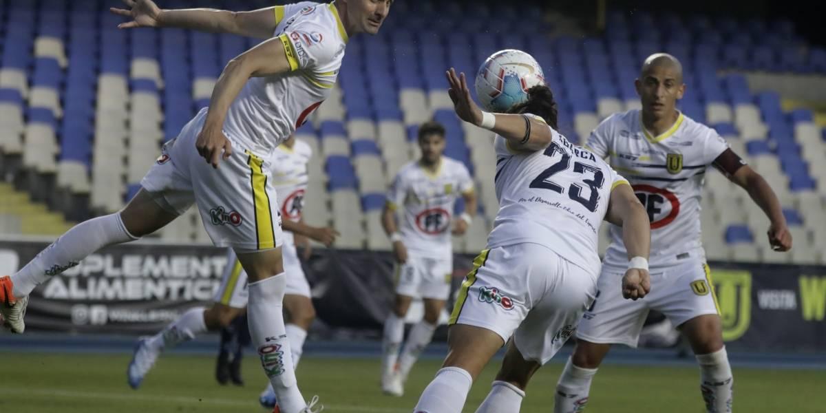 U. de Concepción enfrentará a la U con cinco bajas por caso confirmado de covid-19