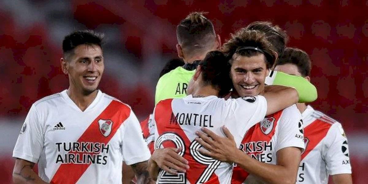 Formación de River Plate para enfrentar a Boca Juniors en el Superclásico Hoy (Borré, Pinola, Armani, Girotti)