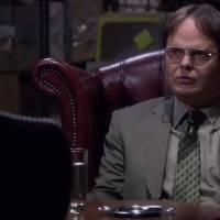 The Office revela escena inédita con referencia a la trilogía de Matrix