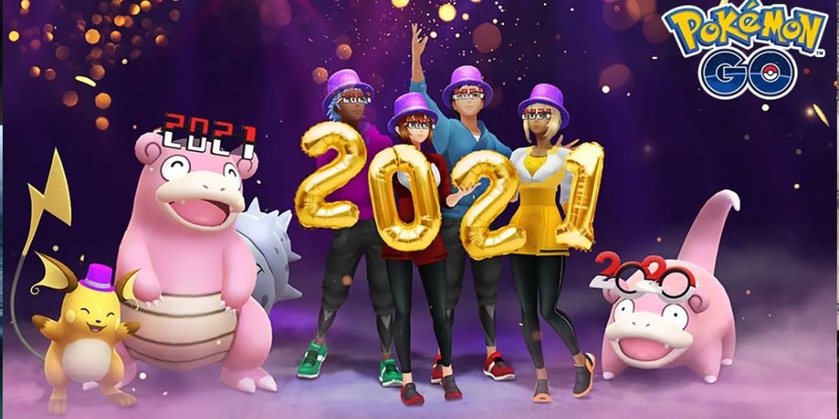 Pokémon GO: ya puedes atrapar a Slowpoke 2020 y Pikachu con sombrero