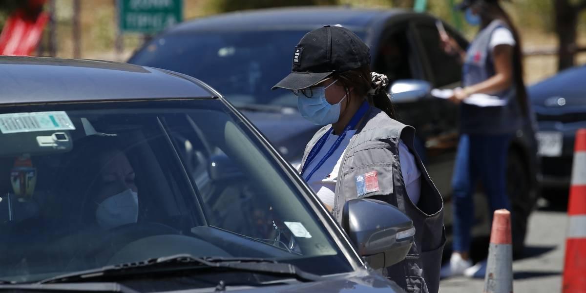 Positivo balance en carreteras: 129.989 ya han regresado a la región Metropolitana