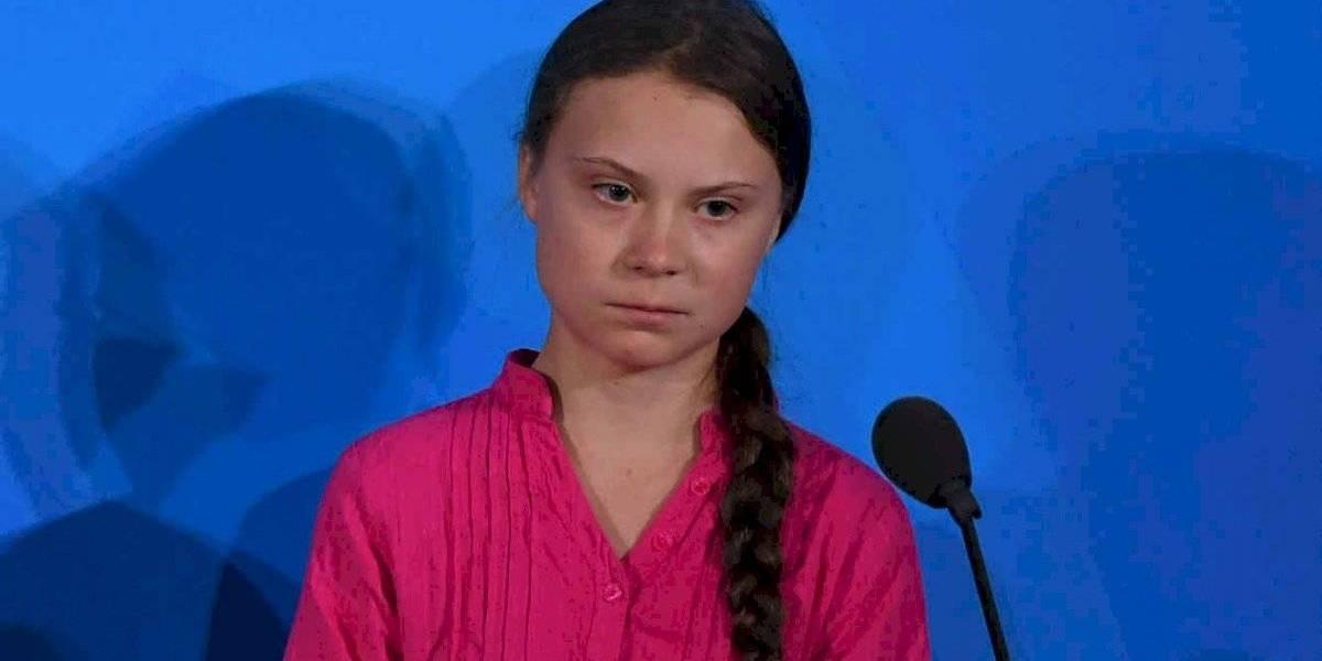 Los 18 años de Greta Thunberg como un ícono ambientalista