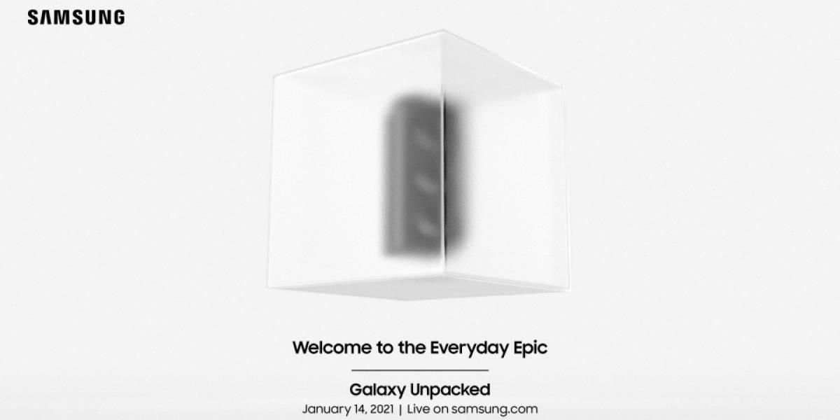 Samsung confirma todo: esta es la fecha en la que presentará su Galaxy S21