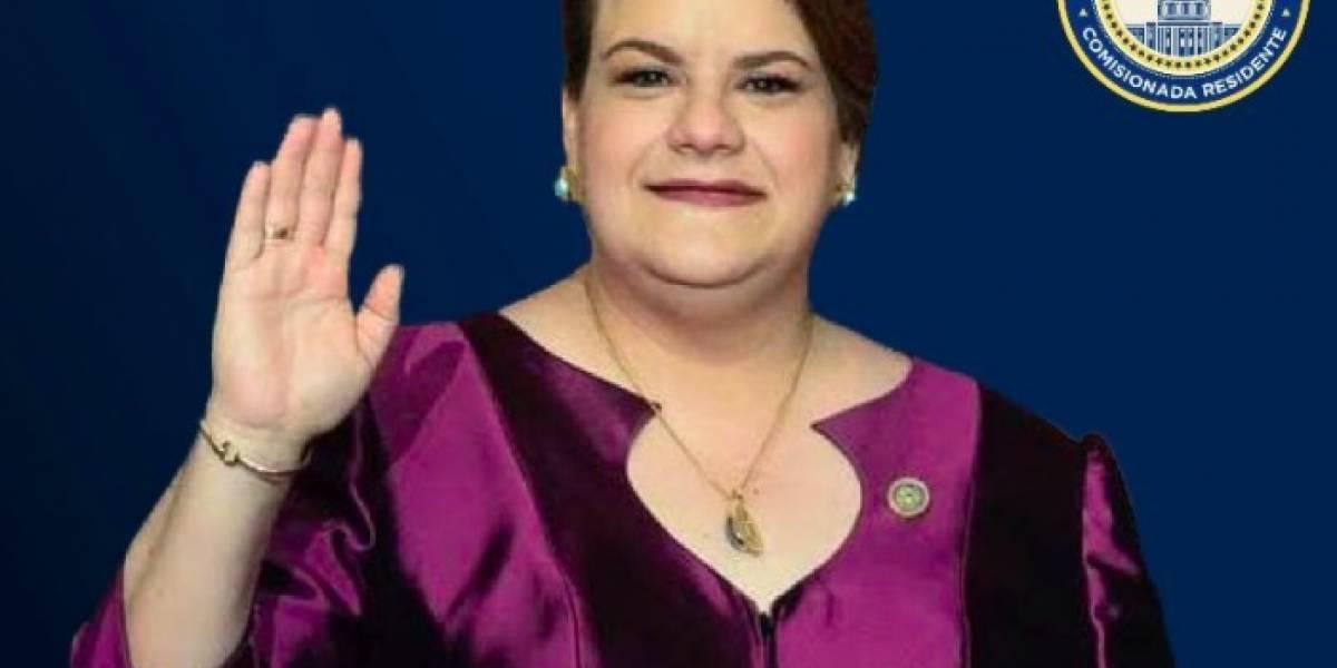 Jenniffer González juramenta su segundo término como Comisionada Residente en Washington