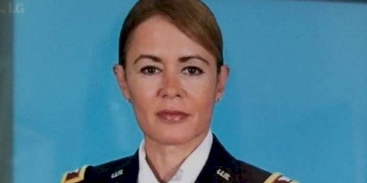 Elevan a rango de general a soldado puertorriqueña