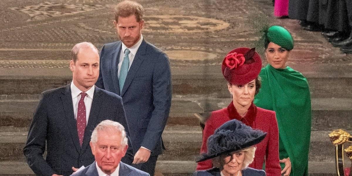 ¿Nuevo quiebre en la familia real? La foto que utilizó el príncipe Harry con Lady Di que lo distancia aún más con William y Carlos