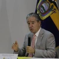 Ministro de Salud: El 90% de camas UCI en Quito están ocupadas