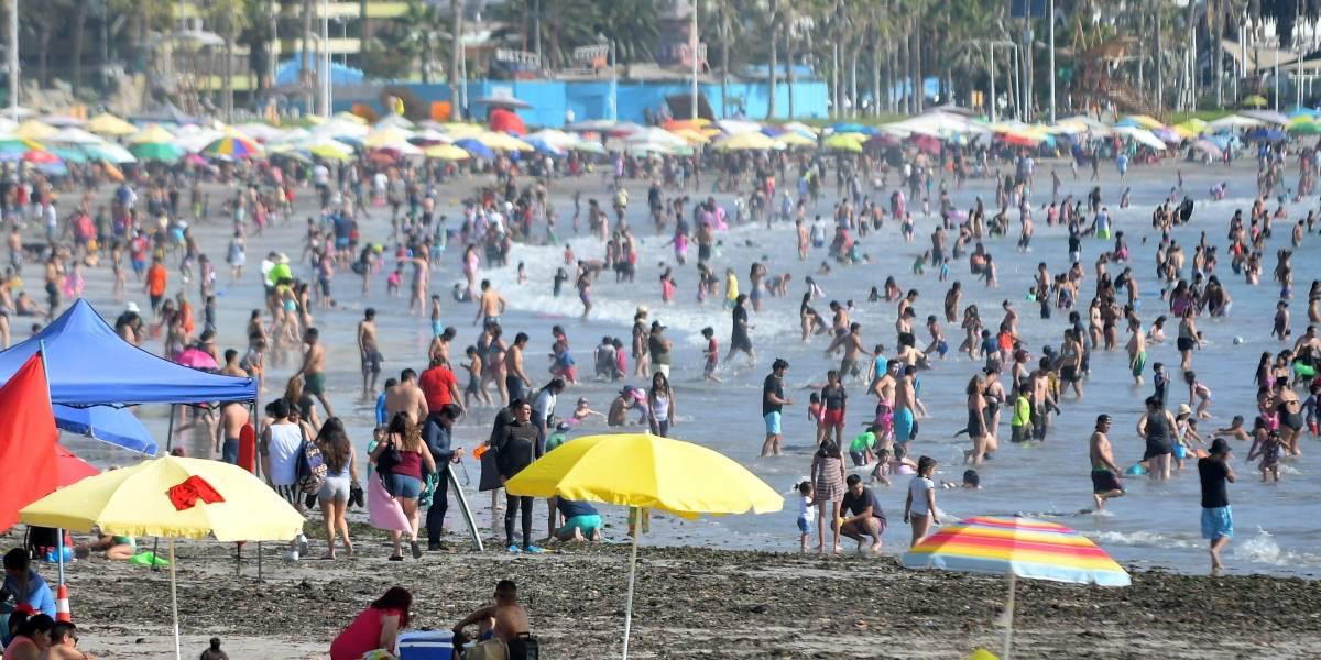 Alcaldes de balnearios están preocupados: desde hoy está disponible el permiso de veraneo