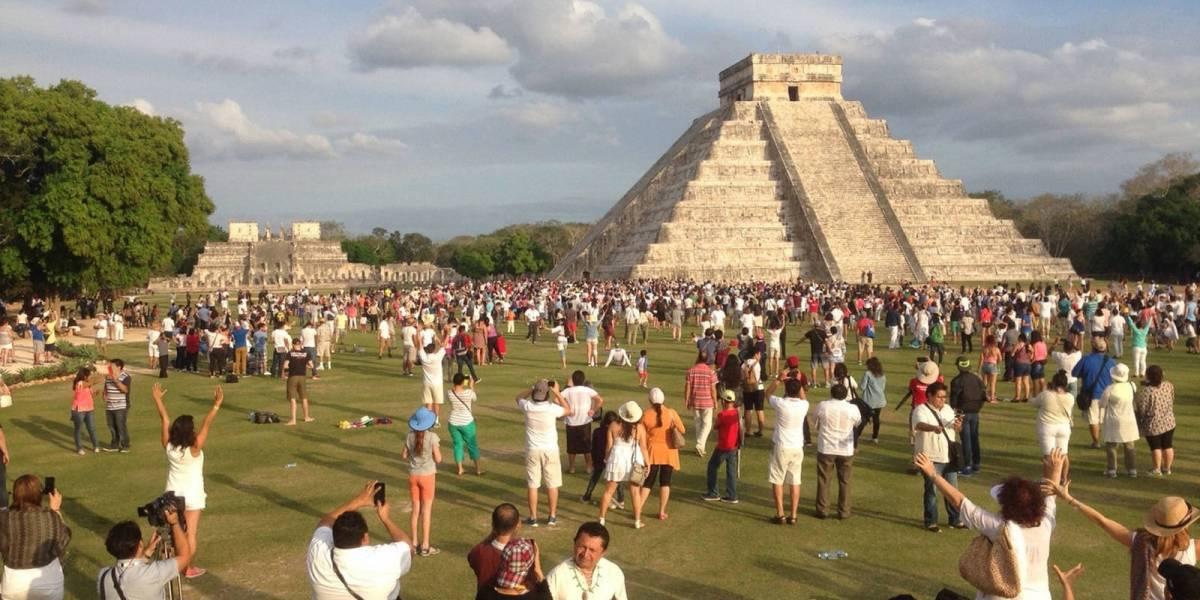 ¿Mayas y chinos se encontraron antes que llegaran los españoles?