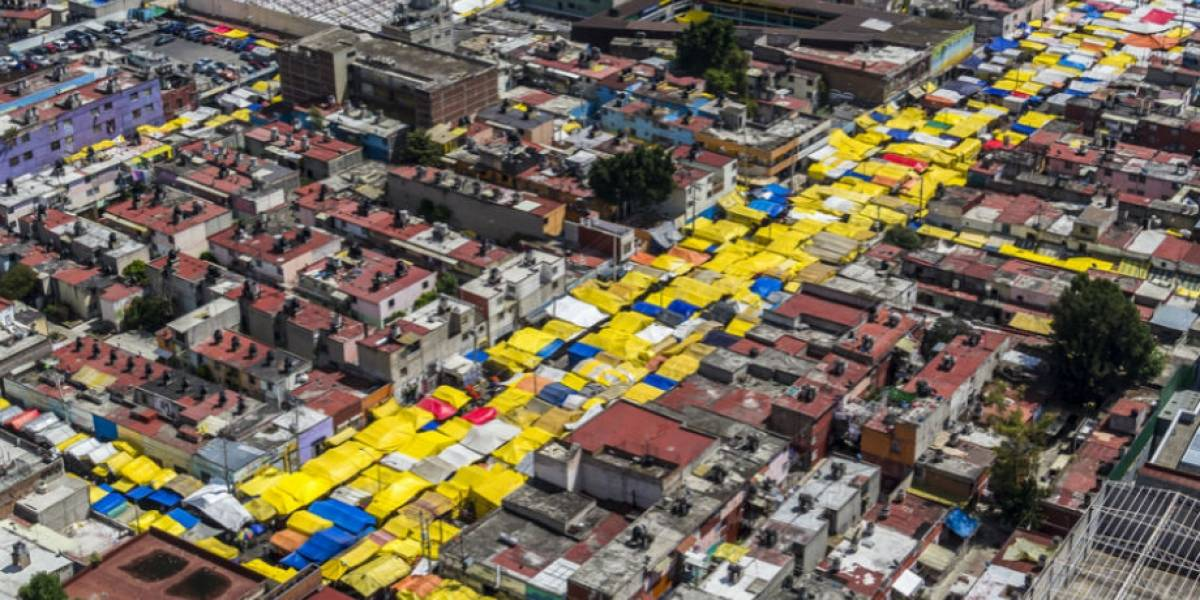 Tianguis de la San Felipe, el mercado de pulgas más grande de la CDMX