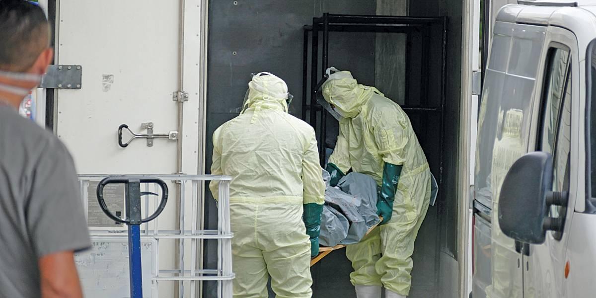 São Paulo registra 1,91 milhão de casos e 56,3 mil mortes por Covid-19