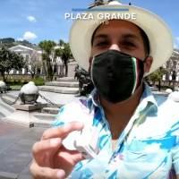 Youtube mexicano visitó Ecuador y recomendó maravillosos lugares de Quito: Alex tienda