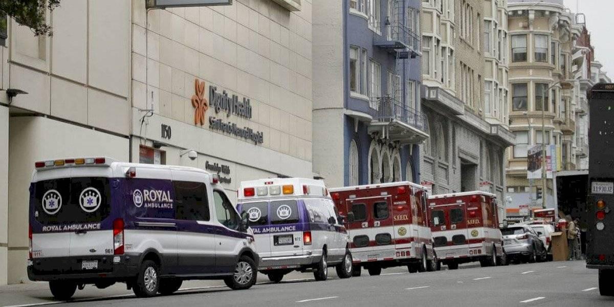 Tras aumento de casos de covid en EEUU: ambulancias de Los Angeles no llevarán pacientes con pocas posibilidades de sobrevivir