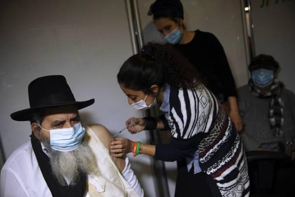 A velocidad récord: Israel ya tiene al 14% de su población vacunada