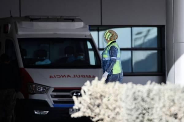 Hospital de Antofagasta se queda sin camas críticas en medio de aumento de casos de coronavirus