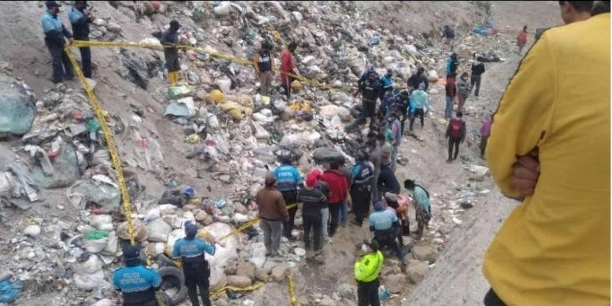 Joven líder indígena, reportado como desaparecido, fue hallado muerto en medio de la basura
