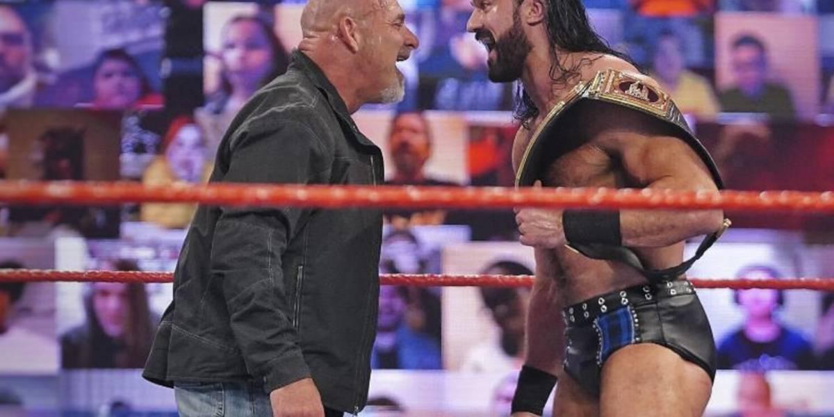 Goldberg y las leyendas de WWE que no pueden dejar el ring