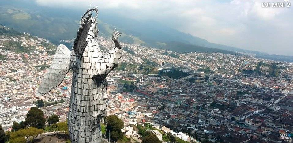 Imágenes de Quito de Alex Tienda