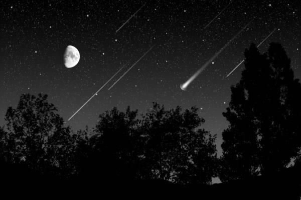 Luna Llena, lluvia de meteoritos y elongación de Mercurio: este es el calendario astronómico de enero