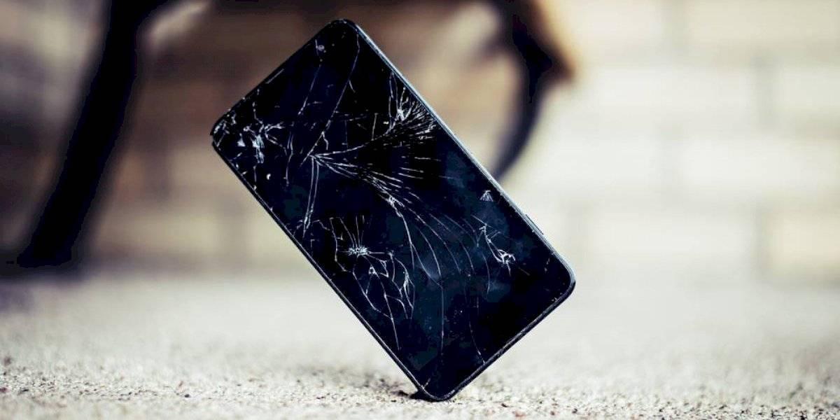 Teléfonos celulares: hacen que las pantallas de aceite de linaza se puedan curar por sí mismas cuando se rompen