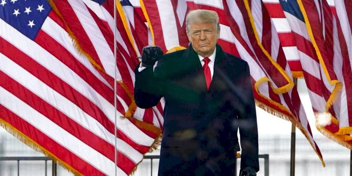 """Trump afirma que """"nunca aceptaremos la derrota"""" e insta al vicepresidente Pence a no certificar victoria de Joe Biden"""